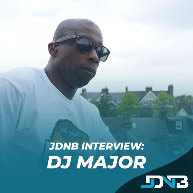 JDNB Interview - DJ Major
