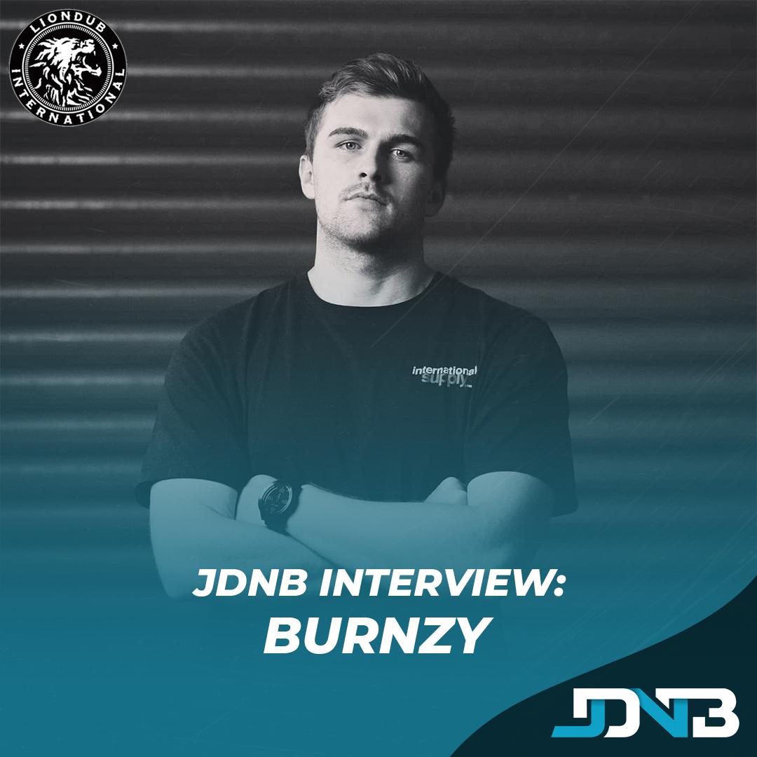 JDNB Interview - Burnzy
