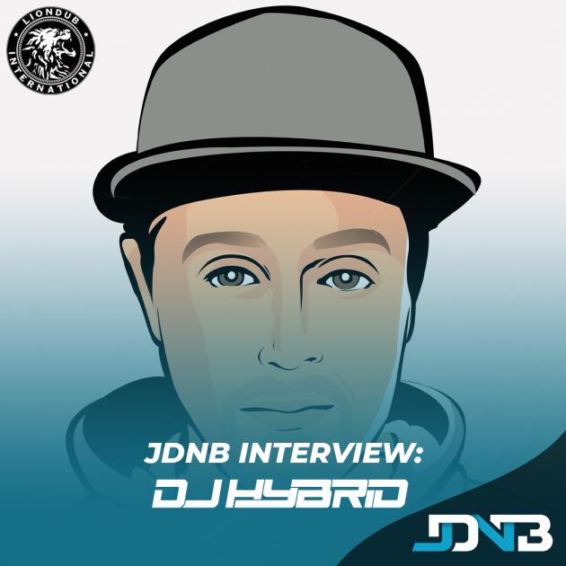 JDNB Interview - DJ Hybrid