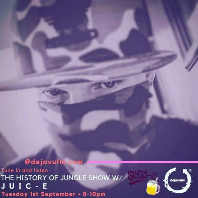 The History of Jungle Show Ft. Juic-e - 01/09/2020
