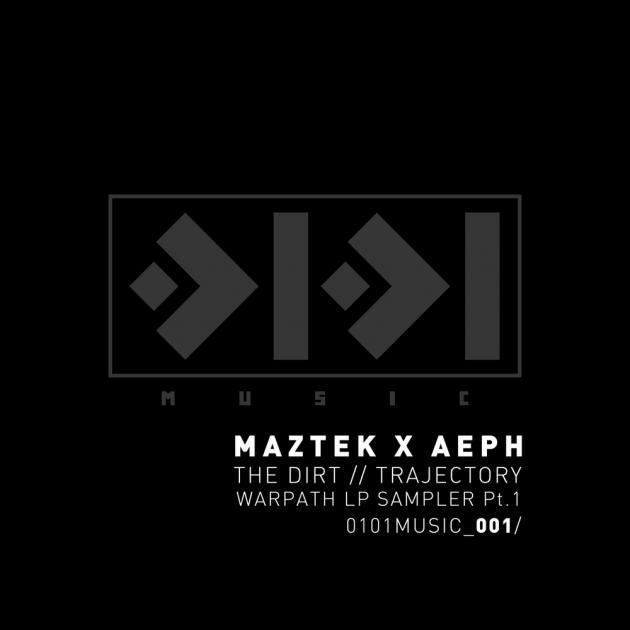 Maztek & Aeph: The Dirt / Trajectory