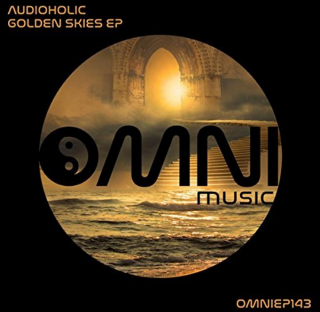 Audioholic - Golden skies EP