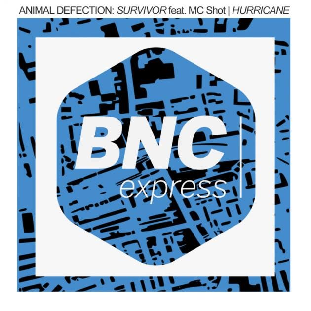Animal Defection - Survivor Ft. MC Shot / Hurricane