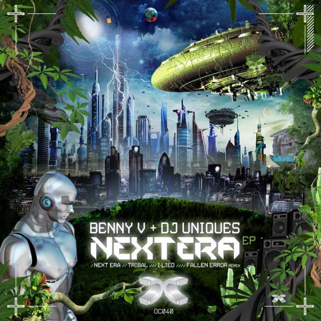 Benny V & DJ Uniques - Next Era EP