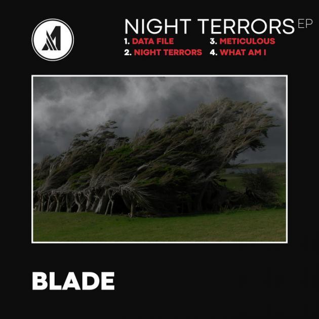 Blade - Night Terrors EP