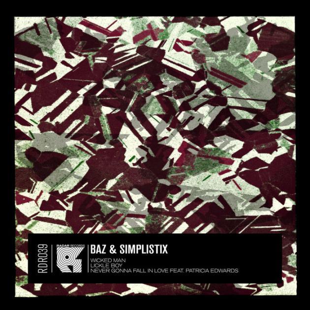 Baz & Simplistix - Wicked Man EP