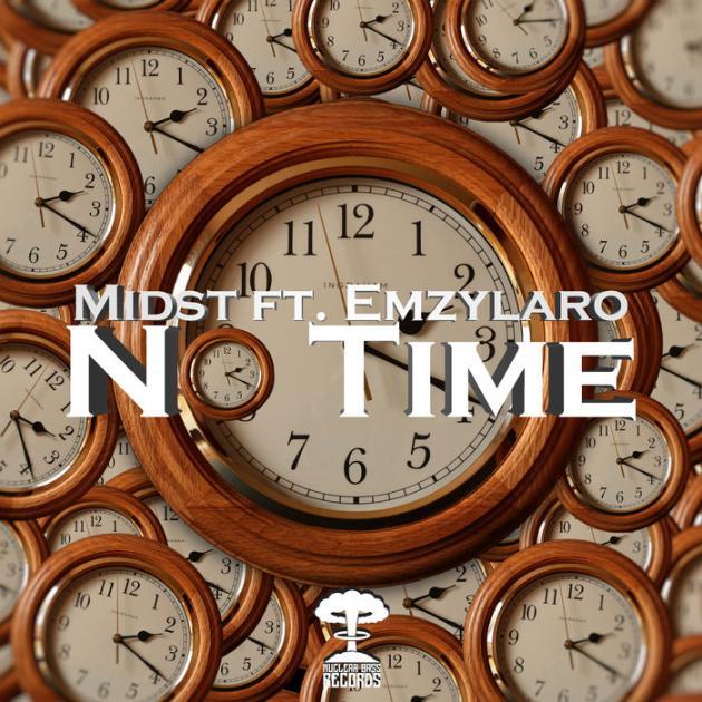 Midst Ft. Emzylaro - No Time EP