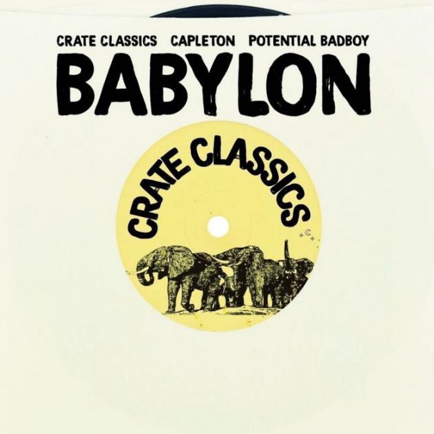 Crate Classics X Capleton X Potential Badboy - Babylon