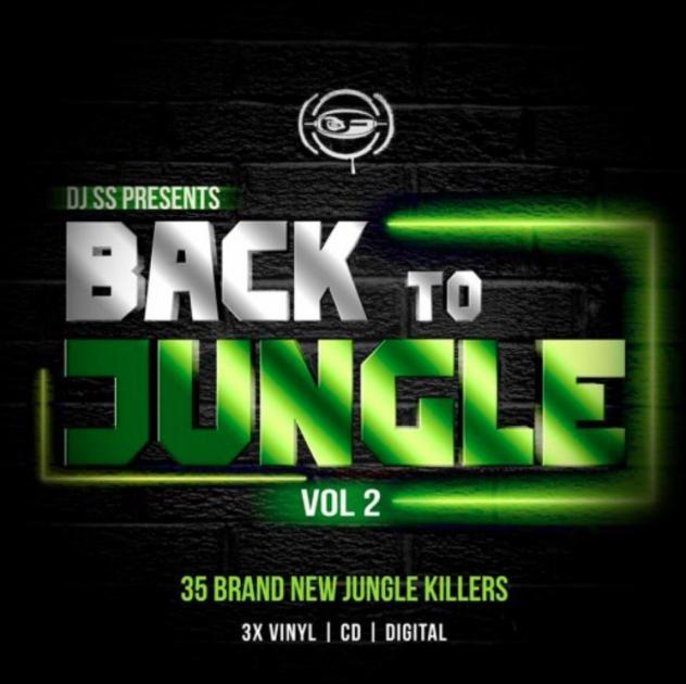 DJSS Presents - Back To Jungle Vol.2