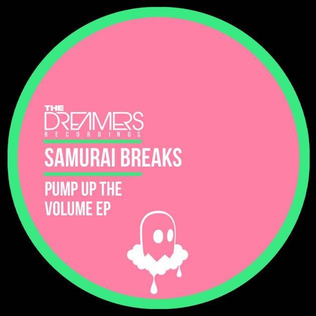 Samurai Breaks - Pump Up The Volume EP | Jungle Drum and Bass