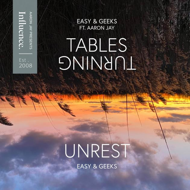 Easy & Geeks Ft. Aaron Jay - Tables Turning, Unrest