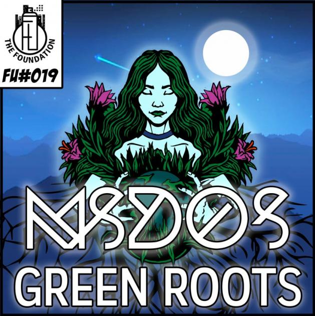 MSDOS - Green Roots EP