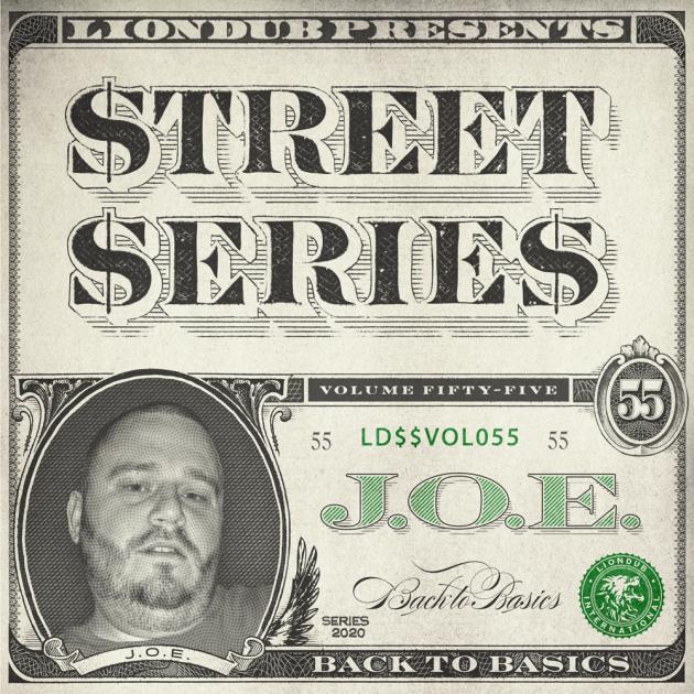 J.O.E - Liondub Street Series Vol55: Back To Basics