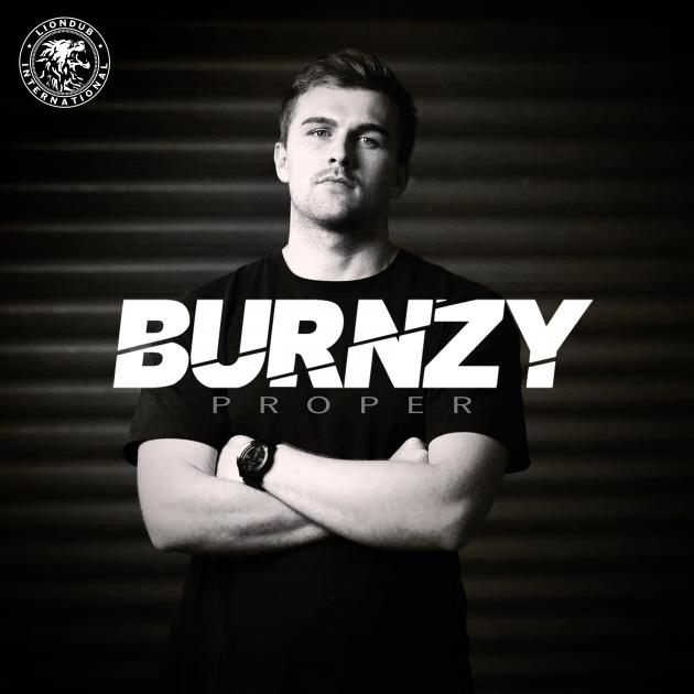 Burnzy - Proper - Liondub International
