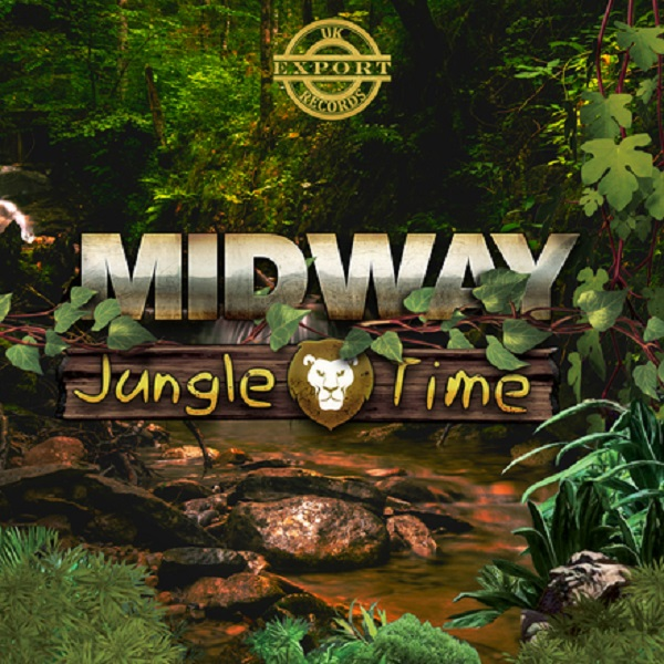 Midway - Jungle Time EP [UK Export Records]