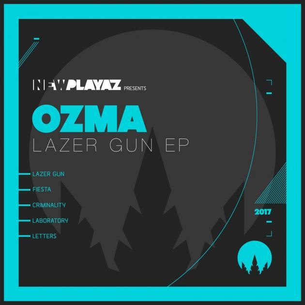 Ozma Lazer - Gun EP