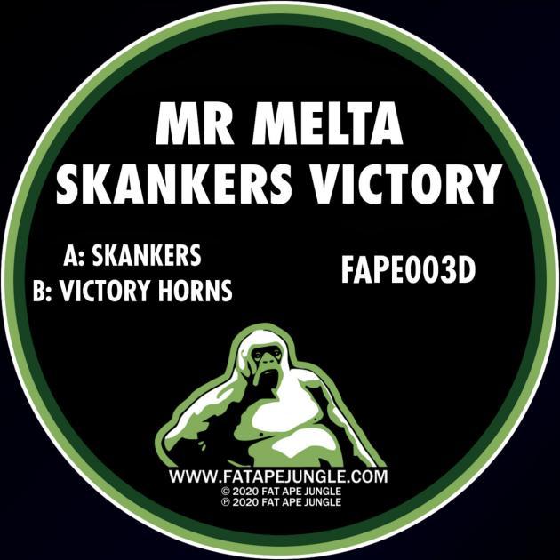 Mr Melta - Skankers Victory EP