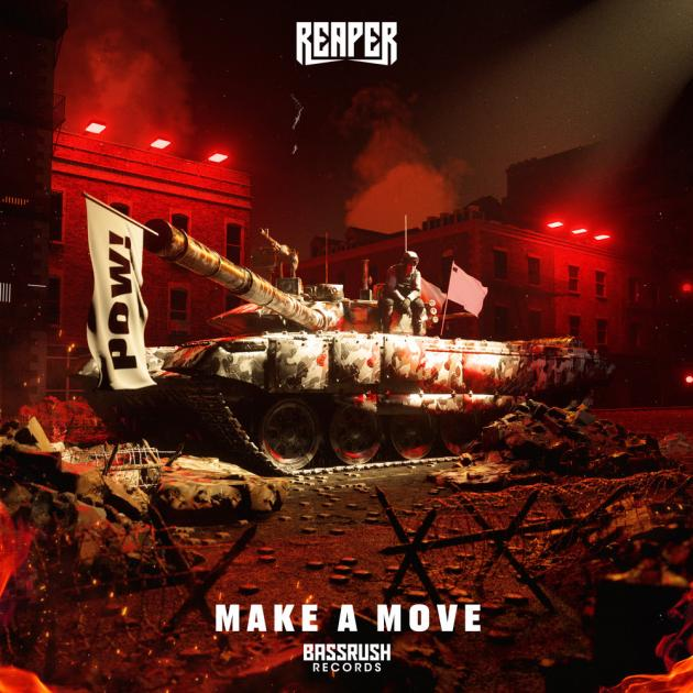 Reaper - Make a move