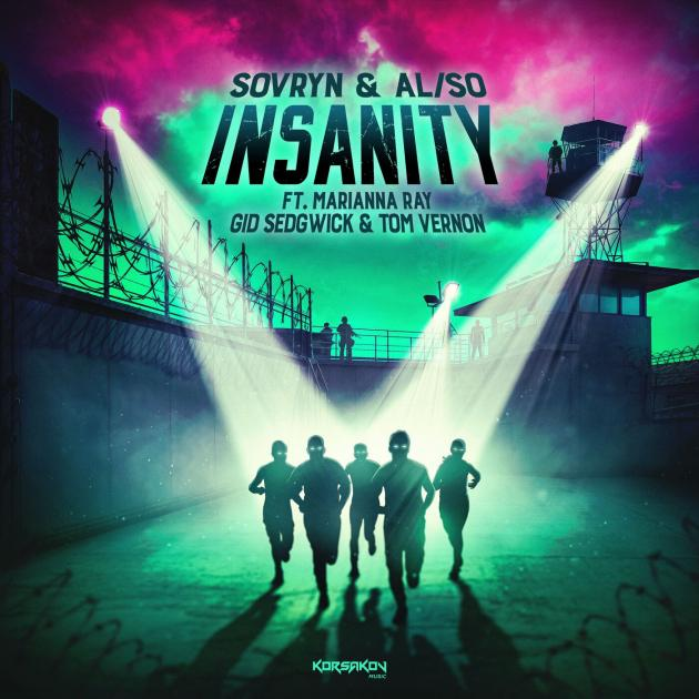 Sovryn & AL/SO - Insanity EP