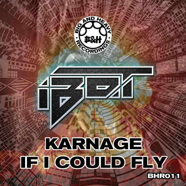 iBot - Karnage / If I Could Fly