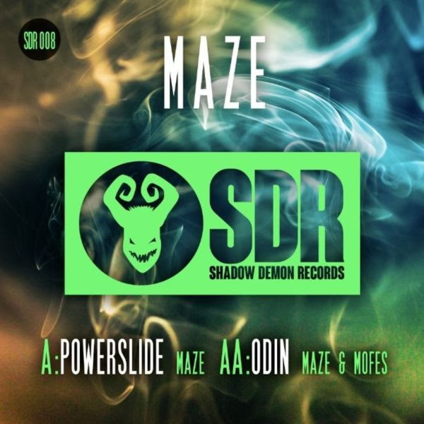 Maze - Powerslide / Odin