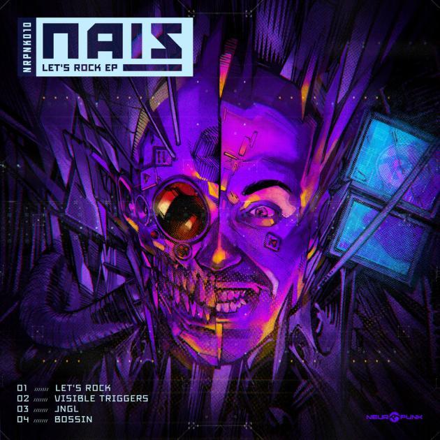 Nais - Let's Rock EP