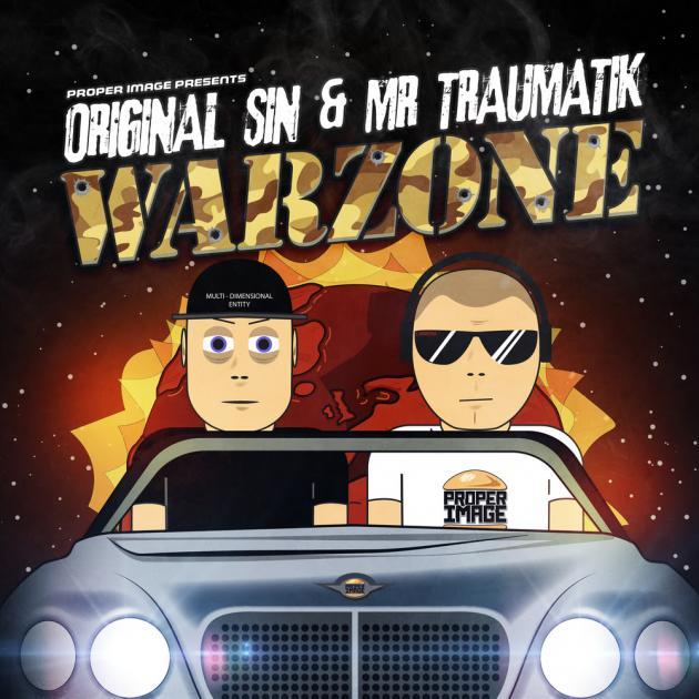 Original Sin & Mr Traumatik - Warzone