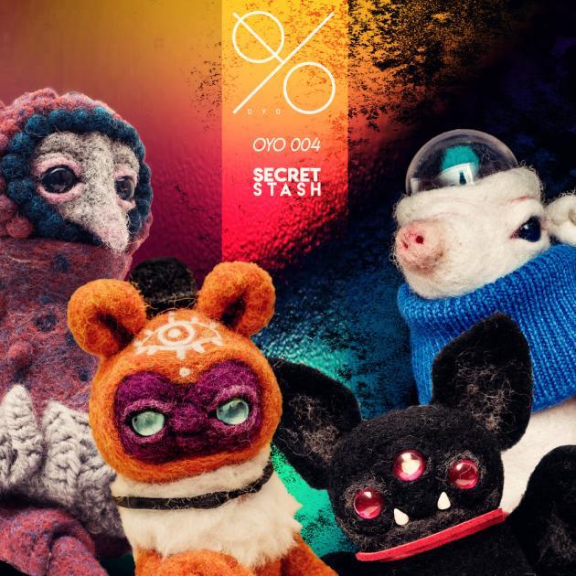 Secret Stash - Various artists