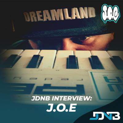 JDNB Interview - J.O.E