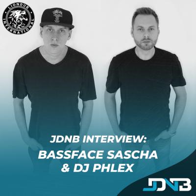 JDNB Interview - Bassface Sascha + DJ Phlex