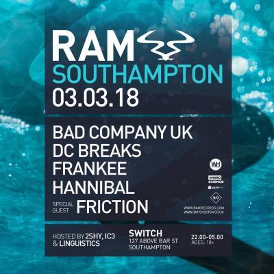 Ram Southampton