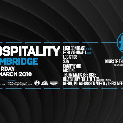 Hospitality Cambridge