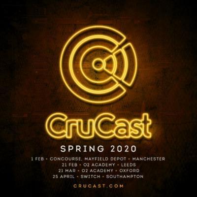 CruCast Spring Tour 2020