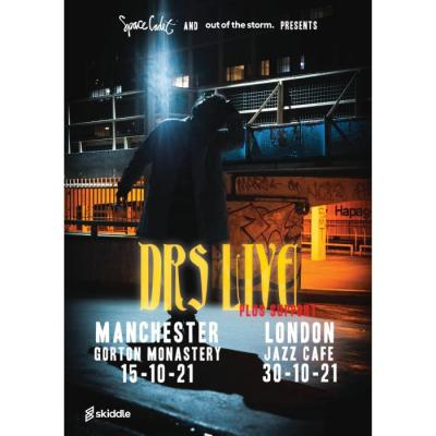 [15 & 30/10/21] DRS Live at the Jazz Cafe and Gorton Monastery