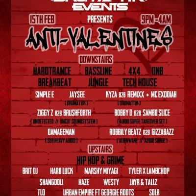 [15.02.20] DrumAttik Anti-Valentines Ipswich