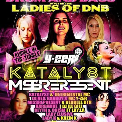Ladies Of DNB