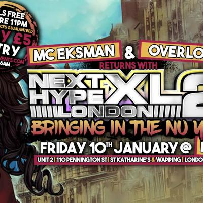 Next Hype London
