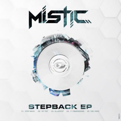 Mistic - Step Back EP