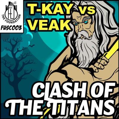 T-Kay Vs Veak - Clash Of The Titans
