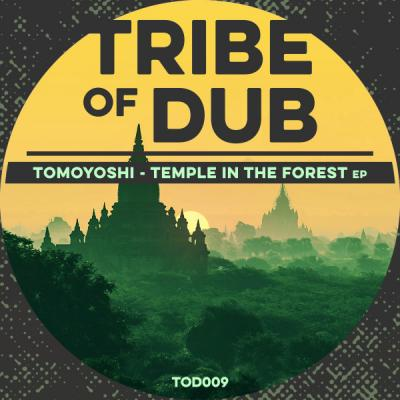 Tomoyoshi - Temple In The Forest EP