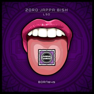Zoro, Jappa & Bish - LSD