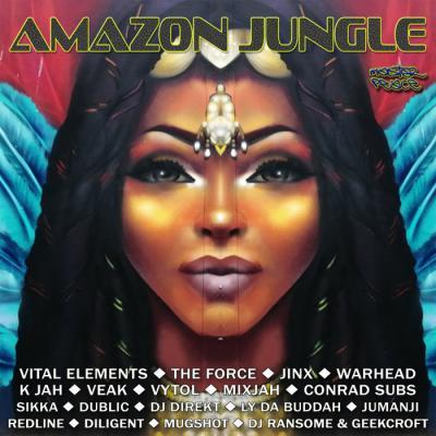 Various Artists - Amazon Jungle LP