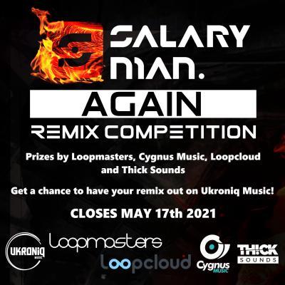Salaryman - 'Again' Remix Competition