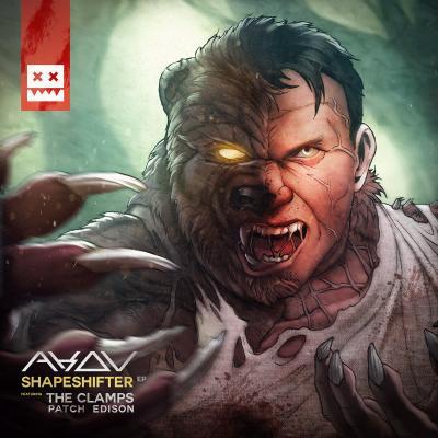 Akov - Shapeshifter EP [Eatbrain]