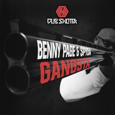 Benny Page & Mc $pyda: Gangsta