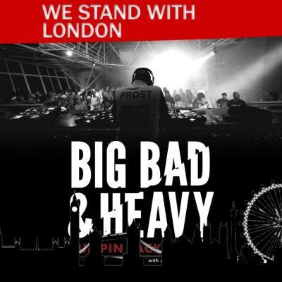 The official BIG BAD & HEAVY Book Jungle Promo Mix