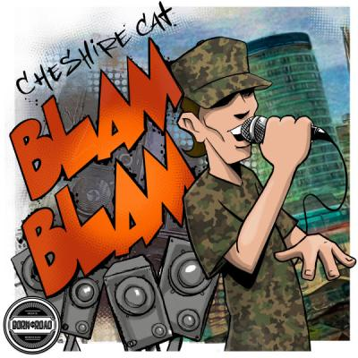 Cheshire Cat - Blam Blam Remixes EP