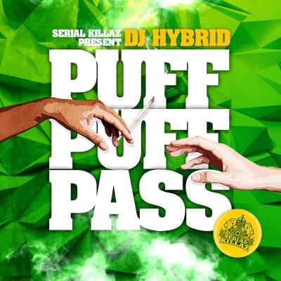 Dj Hybrid - Puff Puff Pass EP