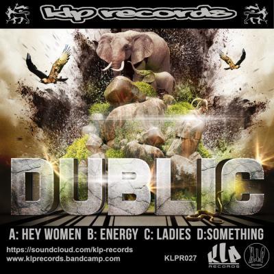 Dublic - Early Dubs EP