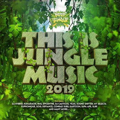 Various Artists - This Is Jungle Music 2019 LP